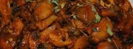 mushroom-curry